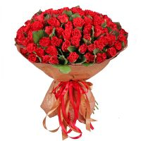 Bouquet 101 red rose El Toro