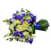 Order bouquet of roses «Variation» with delivery