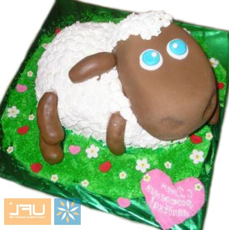 Product Cake Sheep
