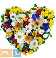 Bouquet Assorted heart