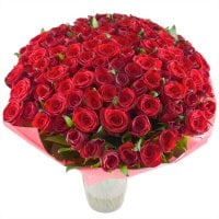 Bouquet Seduction 101 roses