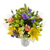 Bouquet Promo! Fairy. Vase as a gift!