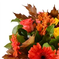 Bouquet Autumn Tale