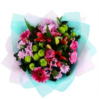 Bouquet Multicolored