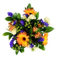 Buy bouquet «For a first-former» with delivery