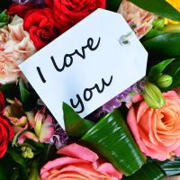 Order bouquet «I love you» in our online shop