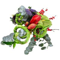 Buy business bouquet «Business Class» with delivery