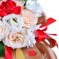 Buy flower bouquet «Gift for soul» with delivery