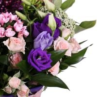 Buy marvelous bouquet «Purple Paradise» with delivery