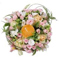 To order a beautiful bouquet «Tenderness of romance»