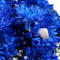Buy summer bouquet «Sea Breeze» with the best delivery