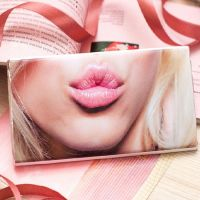 Order a chocolate bar ''I Love You'' in the online store including shipping