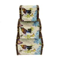 Order chest ''Birds'' with a beautiful pattern and delivery to any destination