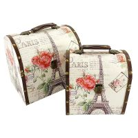Buy a nice chest ''Paris'' of medium size with delivery to any destination