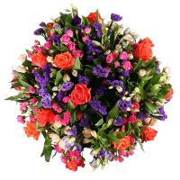 Bouquet Bright Happiness