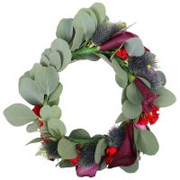 Order the exquisite head wreath in our online shop. Delivery!
