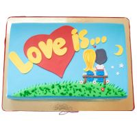 Product Cake - Love is...