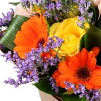 Buy bouquet «Heavenly ray» with delivery to any city of the country and the world.