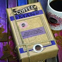 Order coffe �For strong Men� in the internet-shop UFL. Reliable delivery!