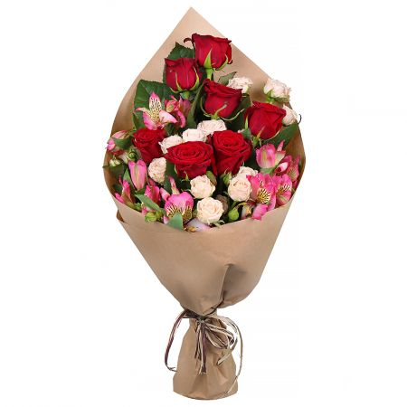Order the bouquet �Gentle melody� in the internet-shop UFL. Fast delivery service.