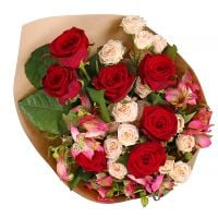 Order the bouquet «Gentle melody» in the internet-shop UFL. Fast delivery service.
