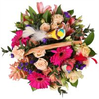 Bouquet «Forest music» with delivery
