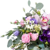 Buy flower arrangement «Colorful dreams» in the internet shop with delivery