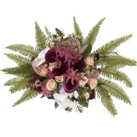 Order unusual bouquet «Forest Nymph» with delivery around the world