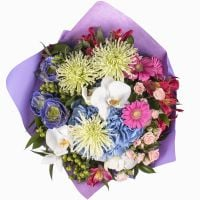 Buy alluring bouquet «Flower enchantress» with delivery to any city