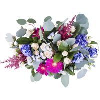 Order the bouquet «Paris melodies» in our online shop. Delivery!