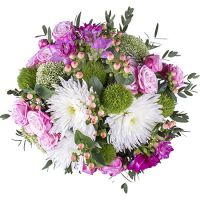 Order the bouquet «Neapolitan Garden» in our online shop. Delivery!