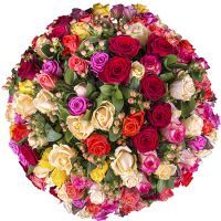 Order the bouquet «Pink Rhapsody» in our online shop