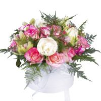 Order flower composition «Tenderness of April» in our online shop