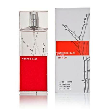Product Armand Basi In Red 100ml