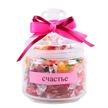 "Order product ""Candy pot Happiness"" with delivery"