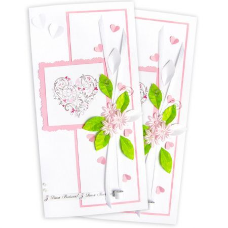 Order beautiful greeting card «Happy Wedding Day» for newly-weds. Delivery!