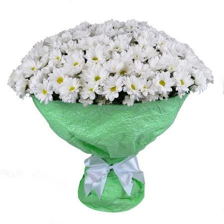 Beautiful 'Big bouquet of chrysanthemums' to buy with delivery