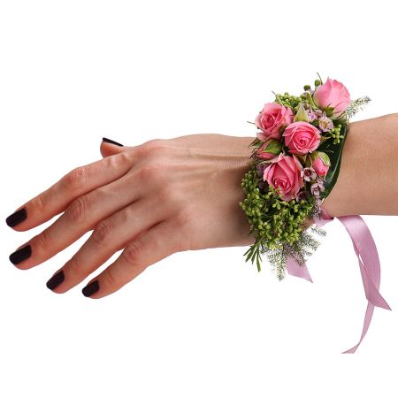 Bouquet Flower bracelet