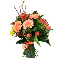 Buy tender bouquet «Peach» online