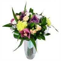 Buy beautiful bouquet �Spicy� online in flower shop