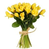 Bouquet Bouquet of daffodils (35 pcs.)