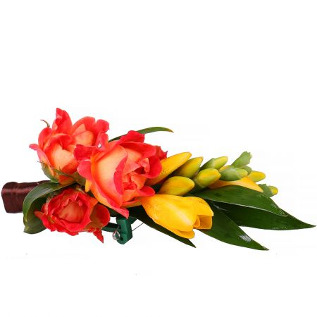 Boutonniere Sparkle - for your wedding
