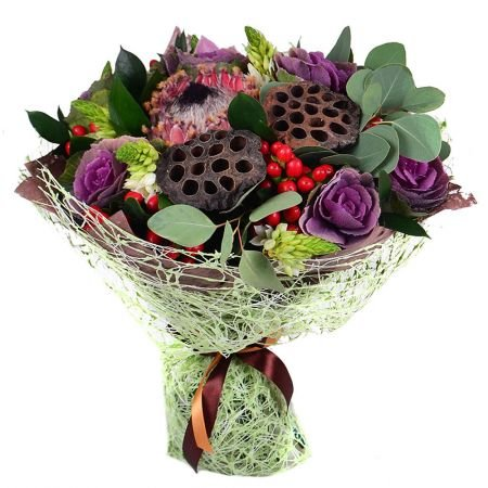 Buy �Decorative� bouquet with delivery