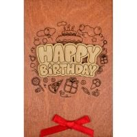 Product Wooden card #1