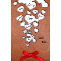 Product Wooden card #8