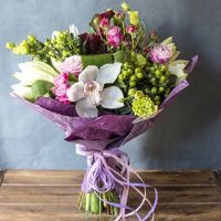 Order amazing bouquet «Eden Gardens» in our online shop
