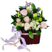Beautiful flower bouquet �Eclipse� with delivery