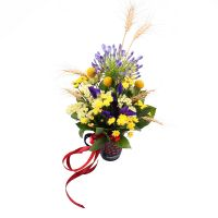 The Eurovision bouquet with delivery