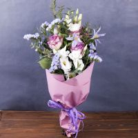 Order beautiful bouquet «Fireworks of tenderness» in our online shop