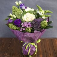 Order beautiful bouquet «Purple breeze» in our online shop